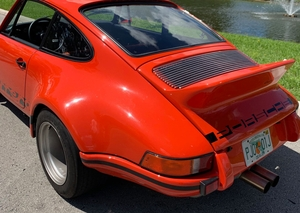1974 Porsche 911 Carrera '73 RSR Backdate