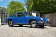 DT: 1969 Porsche 912 Ossi Blue