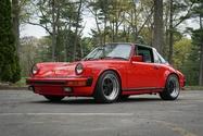 NO RESERVE 1984 Porsche 911 Carrera Targa 3.0L