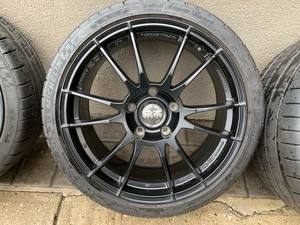 "19"" OZ Racing Ultraleggera HLT Wheels"