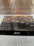 Porsche 911 Evolution Desk Display & Book