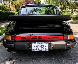 DT: 1980 Porsche 911 SC Coupe