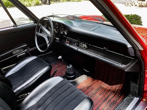 DT: 44-Year Owned 1973.5 Porsche 911T Coupe