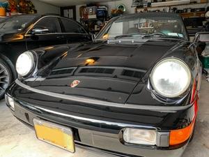 1991 Porsche 964 Carrera 4 Cabriolet