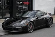 700-Mile 2021 Porsche 992 Carrera S 7-Speed Manual