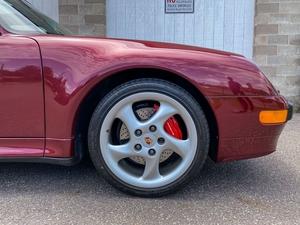 20K-Mile 1996 Porsche 993 Carrera 4S 6-Speed