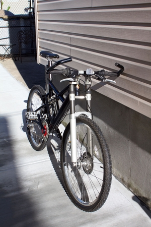 1998 Porsche FS Mountain Bike