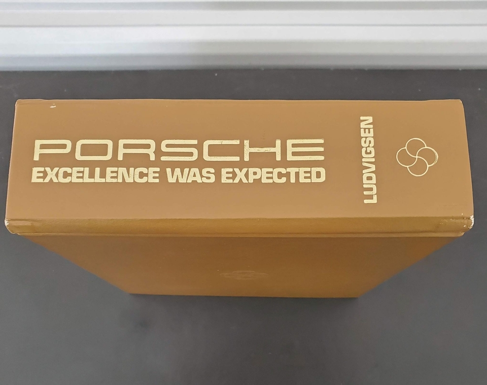 Porsche: Excellence Was Expected First Edition 1977 #186