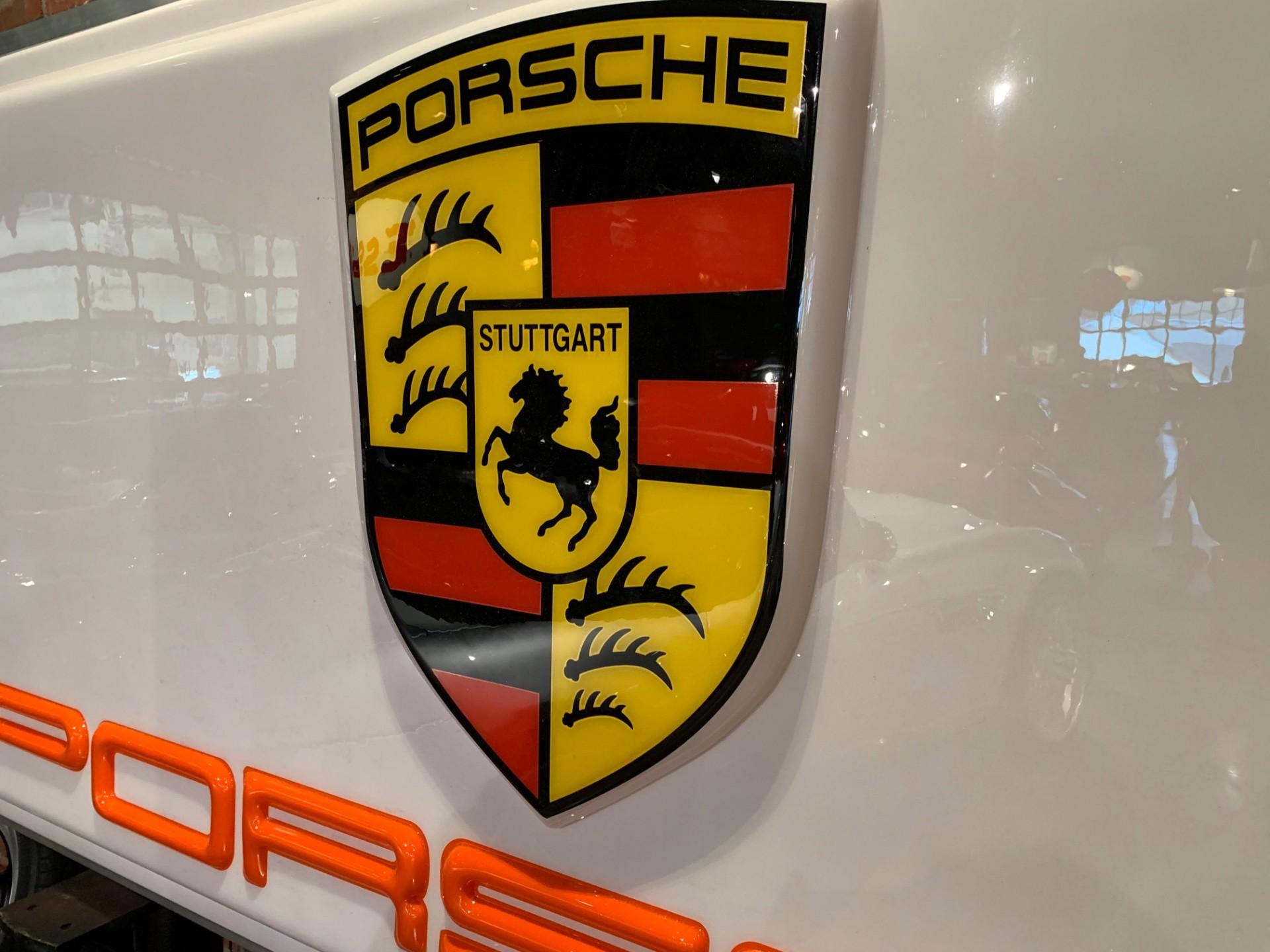Car Auctions Ny >> Porsche Dealer Sign (NOS) | PCARMARKET