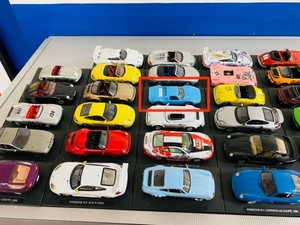 NO RESERVE - DeAgostini 1:43 Scale Porsche Diecast Collection