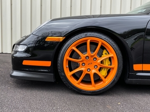 2K-Mile 2008 Porsche 997 GT3 RS