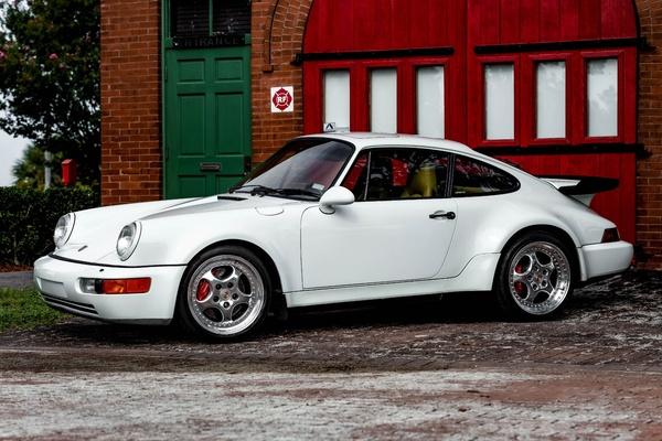 1994 Porsche 964 3.6 Turbo 5-Speed