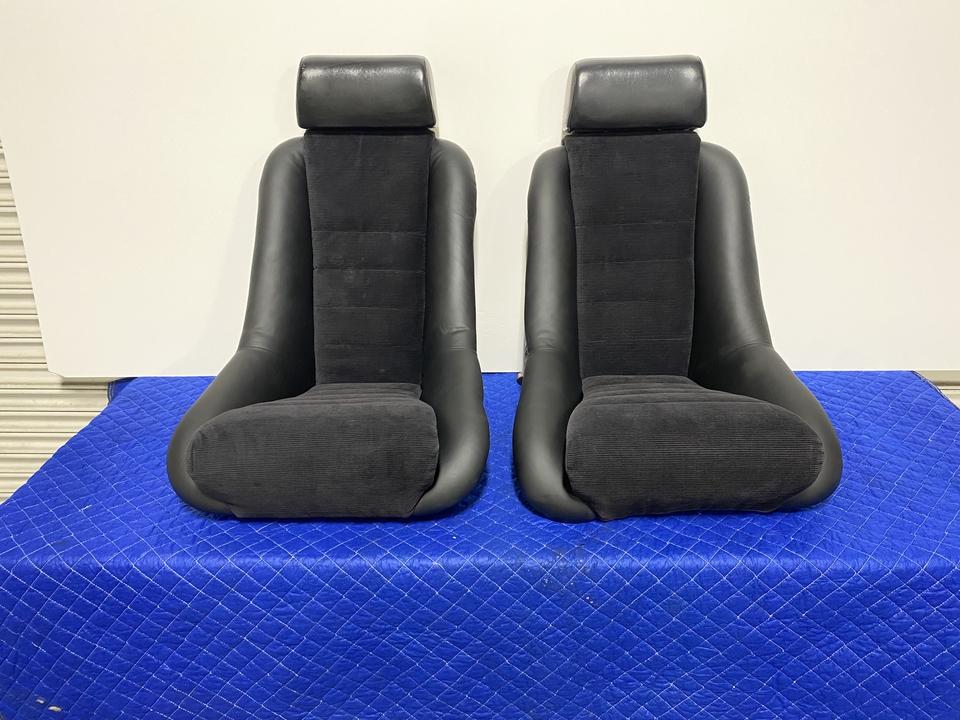 DT: Vintage Recaro RSR Seats