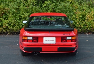 DT: 5K-Mile 1989 Porsche 944 Coupe 5-Speed