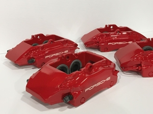 Like-New Porsche 986 Boxster Calipers