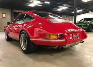1984 Porsche 911 Factory M491 Backdate