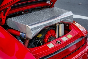 One-Off 1988 Porsche 930 Twin-Turbo Cabriolet 3.8L