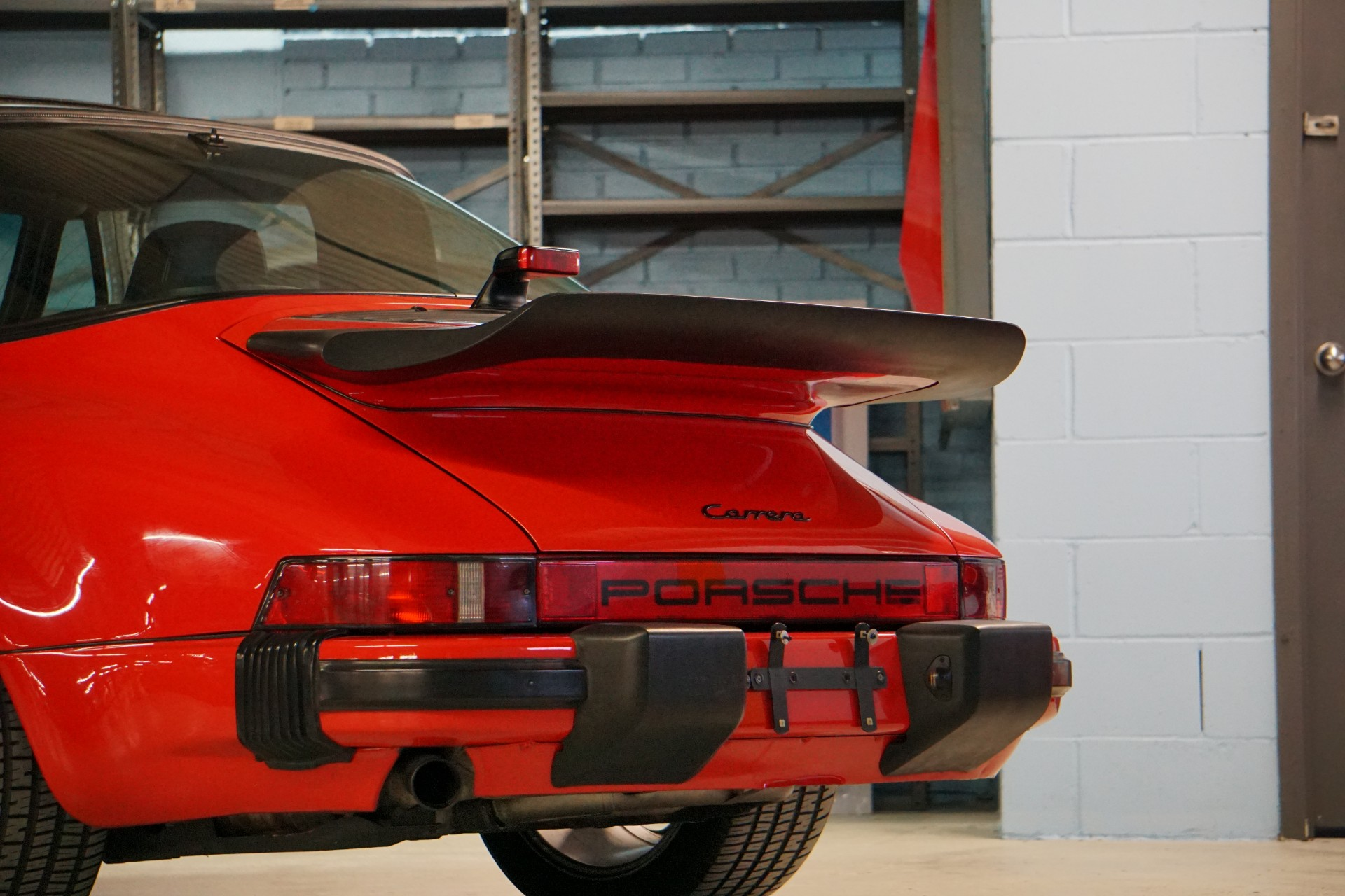 DEAL TANK: 1985 Porsche 911 Targa Slant Nose Conversion