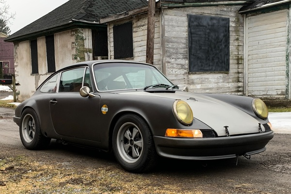 1975 Porsche 911S ROCS Outlaw 5-Speed
