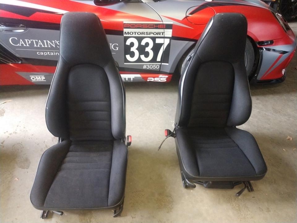 Porsche RS America Seats