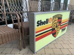 """DT: Shell TMO Illuminated Sign (50"""" x 25"""")"""