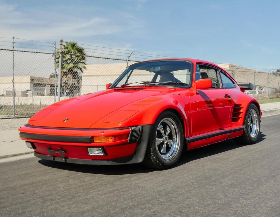 1986 Porsche 911 Slantnose Conversion