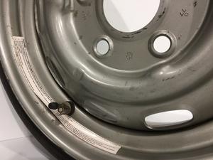 NO RESERVE 1977 Collapsible Porsche 911 Spare Tire