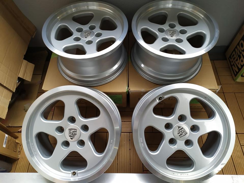"""DT: 17"""" Speedline RUF Wheels"""