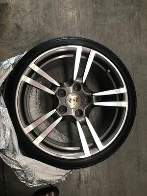 "19"" Porsche Turbo II Wheels"