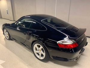 2005 Porsche 911 Turbo S Coupe 6-Speed Manual