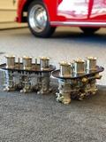 Weber Triple Barrel 40 IDA 3C Carburetors