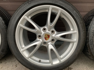 "DT: Porsche 997.2 18"" Carrera Wheels"
