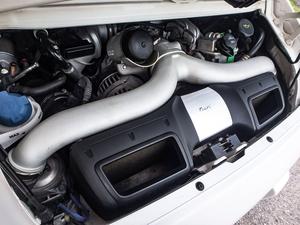 DT: 28K-Mile 2007 Porsche 997 Turbo Coupe
