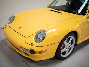 1996 Porsche 911 Carrera 4S 6-Speed