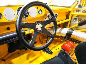 DT: 1966 Porsche 912 Racecar