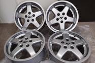 """18"""" x 8.5""""/9.5"""" Speedline RUF Wheels"""