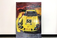 """""""No. 59 RSR"""" Painting by Stephen Selzler"""